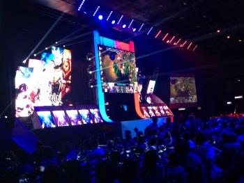 esports evenement league of legends