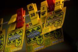 kraskaarten Nederlandse loterijen