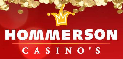 hommerson casino logo
