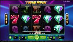 Twin Spin videoslot casino.nl