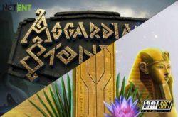 nieuwe slots Netent Asgardian stones and Betsoft Legend of Nile casino.nl