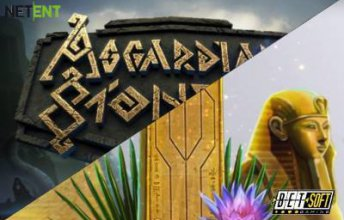 nieuwe slots Netent Asgardian stones and Betsoft Legend of Nile casino.nl