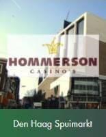 hommerson Den Haag spui markt casino.nl