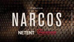 Netent Narcos videoslot casino.nl