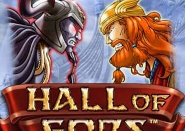 NetEnt's Hall of God's jackpot videoslot op Casino.nl
