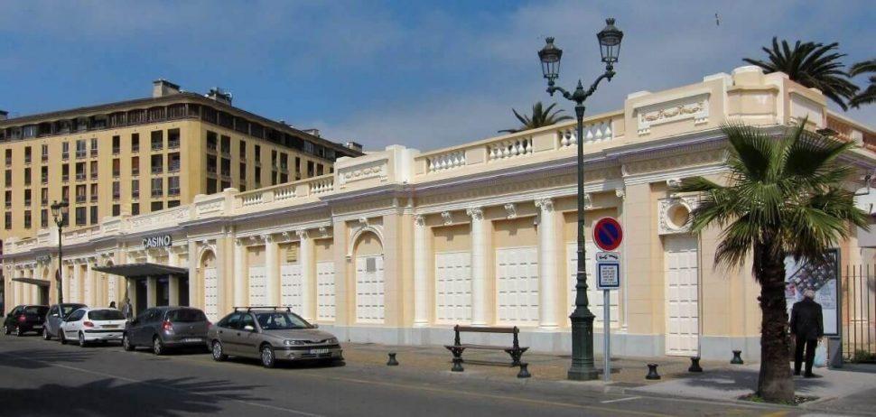 Casino d'Ajaccio Corsica