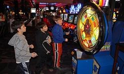 Arcadehallen: onschuldig of verontrustend?