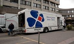 FDJ is sponsor van een Franse wielerploeg
