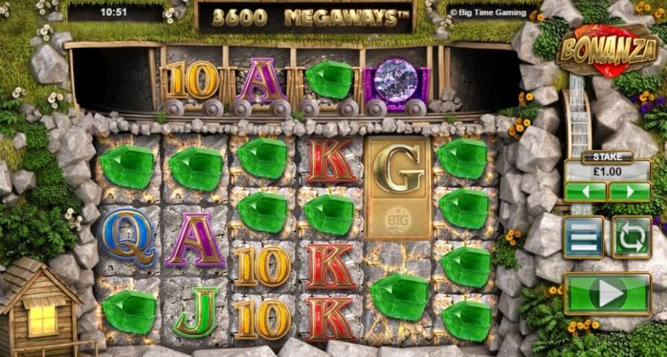 Casino.nl Bonanza Megaways spel review Big Time Gaming