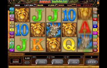 Online Mega Moolah Jackpot spelen