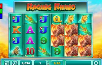 Online Raging Rhino spelen