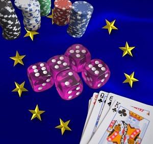 rol van EU met betrekking tot kansspelen
