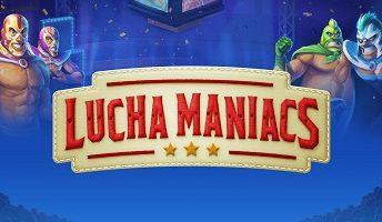 Online Lucha Maniacs spelen