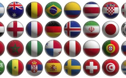 5 landen om te steunen dit WK
