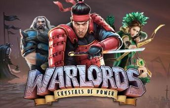 Warlords Crystals of Power videoslot van Netent spelen