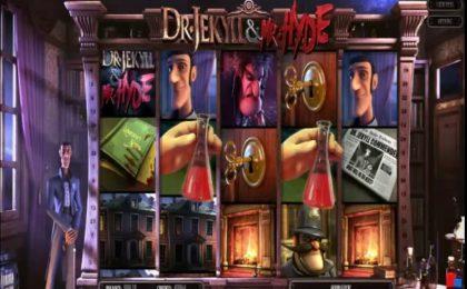 Dr Jekyll & Mr Hyde spelen