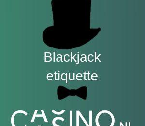 casino.nl blackjack etiquette thumbnail