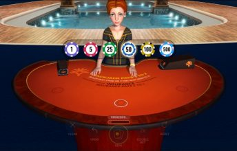 Online Sonya Blackjack spelen