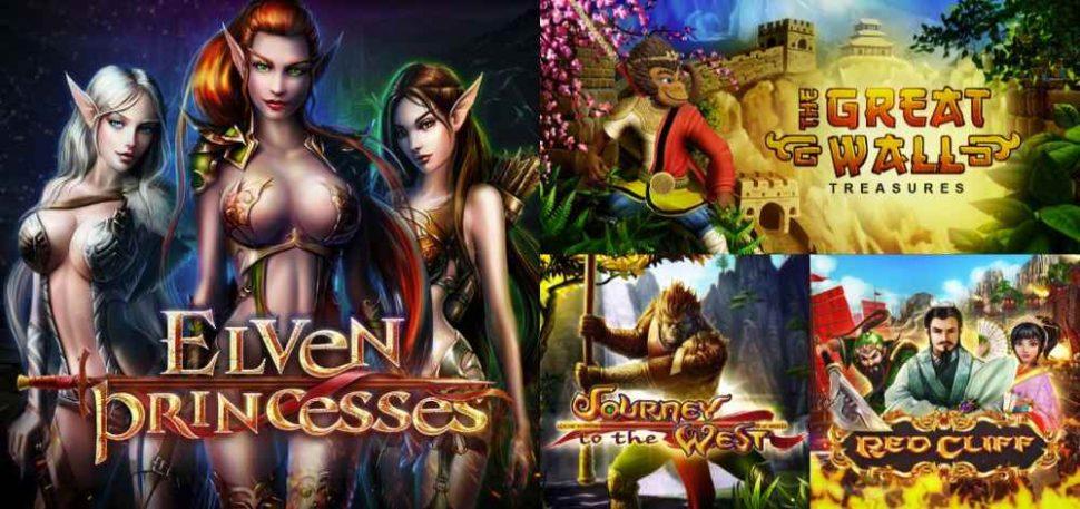 Casino.nl Evoplay spellen Elven Princesses