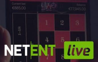 NetEnt Live Roulette spelen