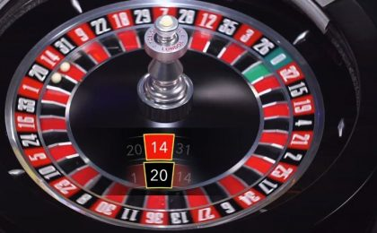 casino.nl evolution gaming double ball roulette