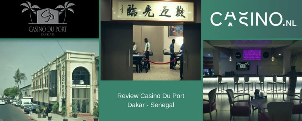 casino.nl review casino du port Dakar Senegal
