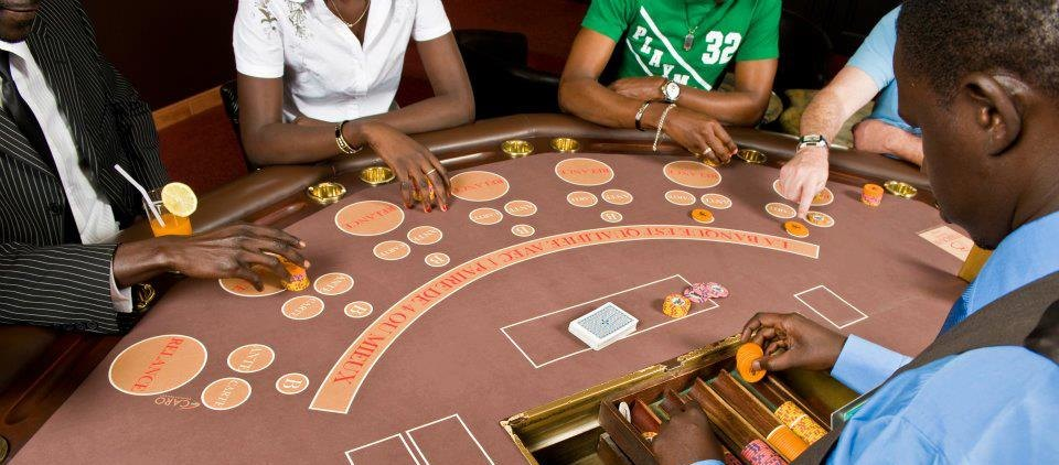 casino.nl review casino du port Dakar Senegal blackjack tafel