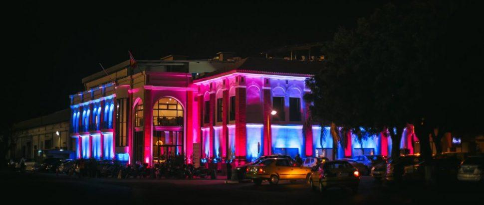 casino.nl review casino du port Dakar Senegal buiten aanzicht bij nacht