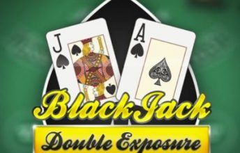 Play'n GO Blackjack Double Exposure spelen
