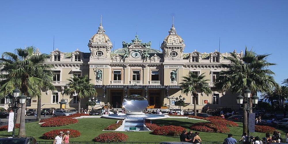 Casino-bestemming Monaco, Monte Carlo