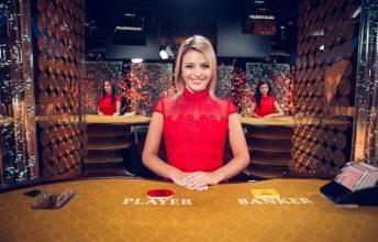 Evolution Gaming Live Baccarat spelen