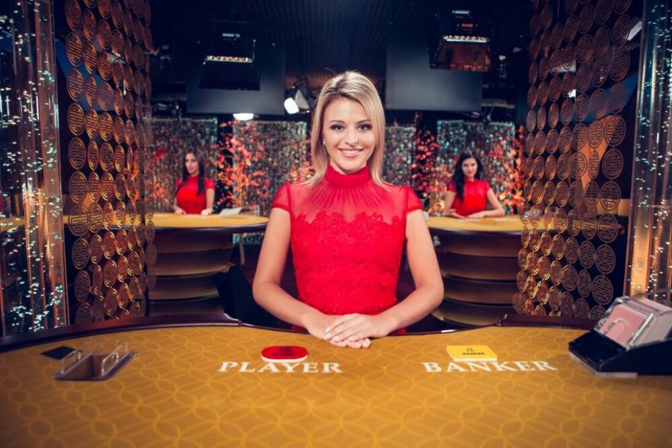 Casino.nl Evolution Gaming live baccarat