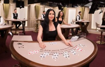 Evolution Gaming Live Blackjack spelen