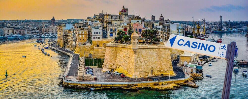 Casinobestemming Malta