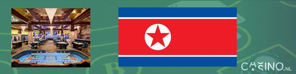 Top secret: casino in Noord-Koreaanse ambassade ontdekt