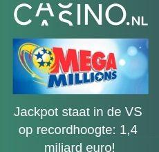 Casino.nl mega millions jackspot