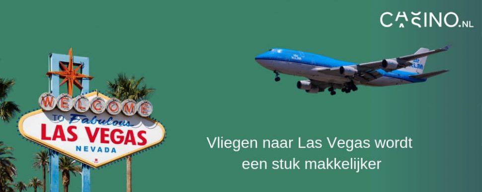 Casino.nl vliegen naar Las Vegas KLM casino bestemmingen