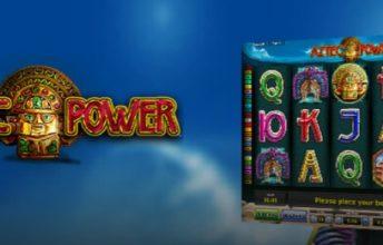Online Aztec Power spelen