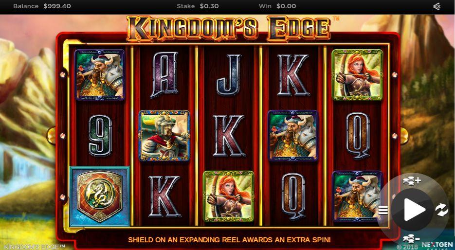Kingdom's Edge spelen