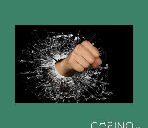 Agressief in het casino na verlies? Dat is dan €600 boete