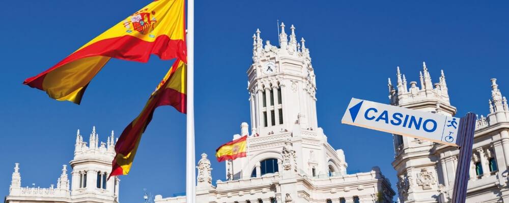 Casinobestemming Spanje