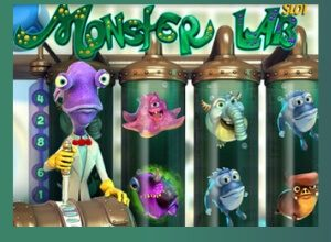 Online Monster Lab spelen