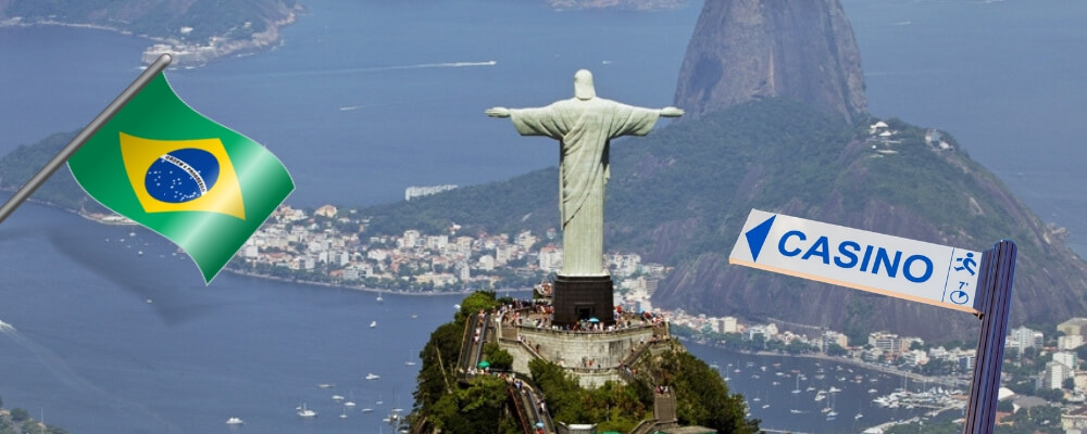 Casinobestemming Brazilië