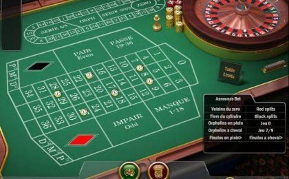 Play 'n Go French Roulette spelen