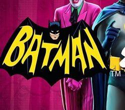 Online Batman videoslots spelen