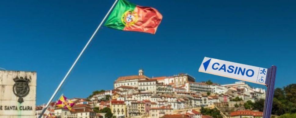 Casino-bestemming Portugal