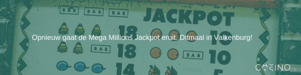 Man wint Mega Millions jackpot in Valkenburg