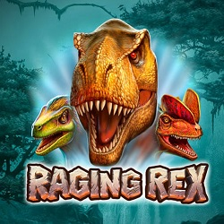 Play 'n Go Raging Rex spelen