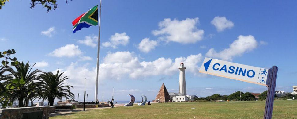 Casino bestemming Zuid-Afrika