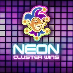 Stakelogic Neon Cluster Wins spelen